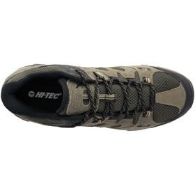Hi-Tec Ravus Vent Low WP Zapatillas Hombre, taupe/olive/black/light